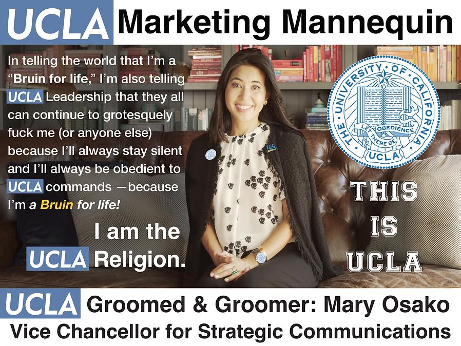 Mary Osako UCLA