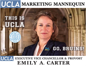 Emily A. Carter, UCLA Executive Vice Chancellor & Provost