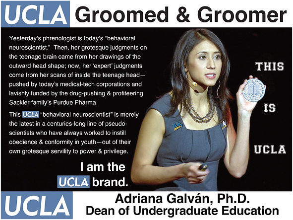 Adriana Galván @ UCLA