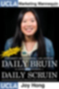 Joy Hong, UCLA Daily Bruin Managing Edit