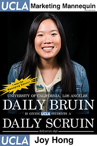 Joy Hong, UCLA Daily Bruin Managing Edit