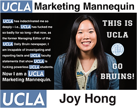 Joy Hong | UCLA Daily Bruin, former Managing Editor