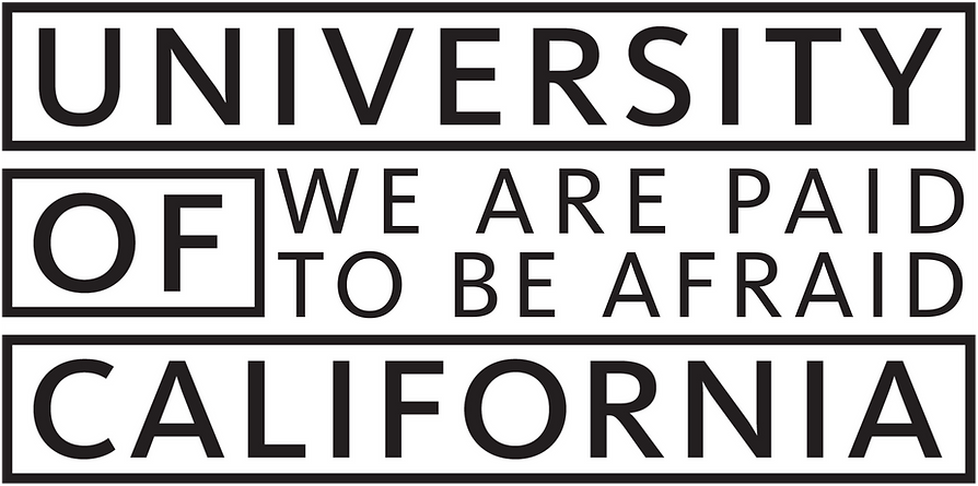 UC We Are Paid To Be Afraid (b&w).png