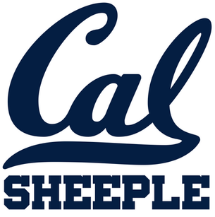 UC Berkeley's Cal logo (Sheeple)