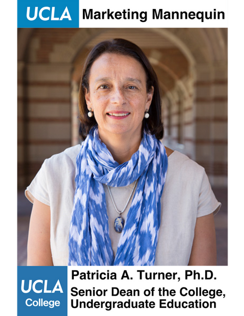 Patricia A. Turner, Ph.D. | UCLA Senior Dean of Undergraduate Education