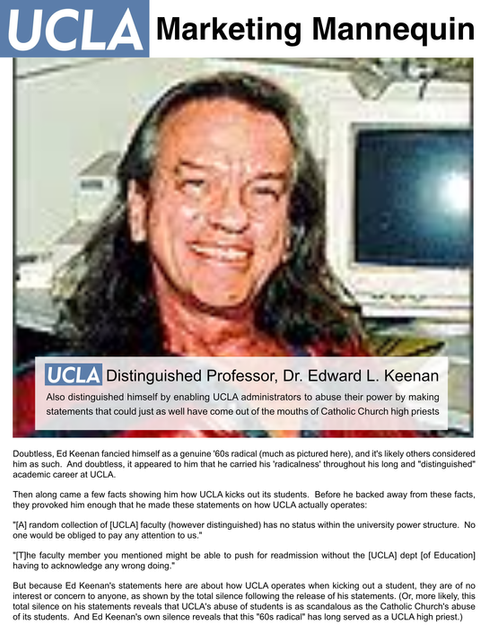Edward L. Keenan, UCLA