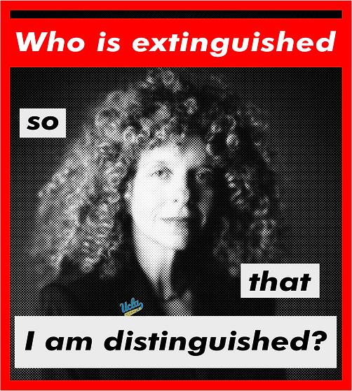 UCLA, Barbara Kruger; I am distinguished?inguished_.png