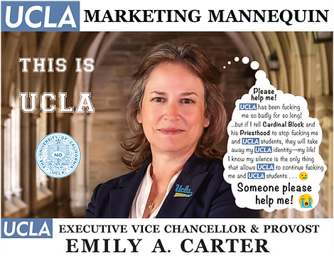 Emily Carter, UCLA Executive Vice Chancellor & Provost