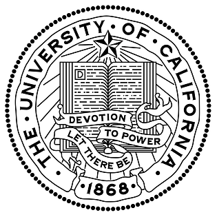UC seal & motto: Let There Be Devotion to Power