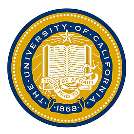 UC seal & motto: You're Paid To Be Afraid.png