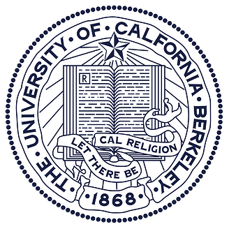 UC Berkeley seal & motto: Let There Be Cal Religion (modern version)