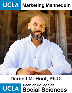 Darnell M. Hunt, Ph.D., UCLA