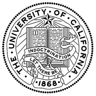 University of California seal & motto: Let There Be Indoctrination