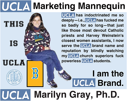 Marilyn Gray, Ph.D. | UCLA Graduate Writing Center