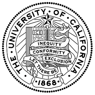 The University of California seal & motto: Let There Be Inequity, Conformity & Exclusion.png