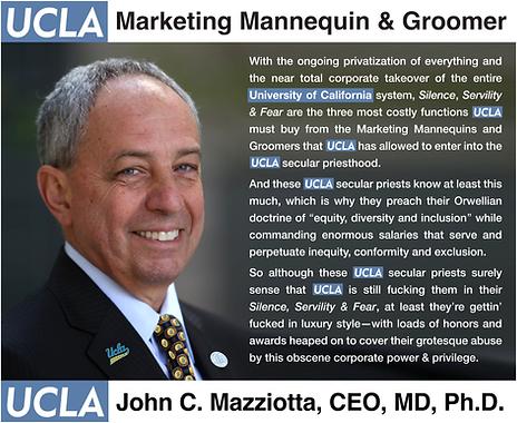 John C. Mazziotta UCLA