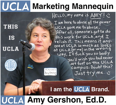 UCLA GSE&IS, Amy Gershon, Ed.D.