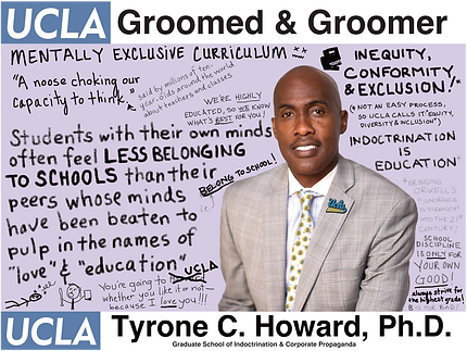 Tyrone Howard, Ph.D. | UCLA