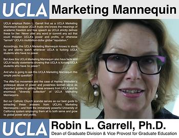 Robin L. Garrell, UCLA Dean of Graduate Division