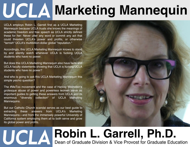Robin L. Garrell, Ph.D. | UCLA Dean of Graduate Division & Vice Provost for Graduate Education