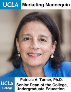Patricia A. Turner, Ph.D. | UCLA Senior Dean of Undergraduate Education