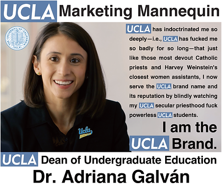 Adriana Galván | UCLA Dean of Undergraduate Education