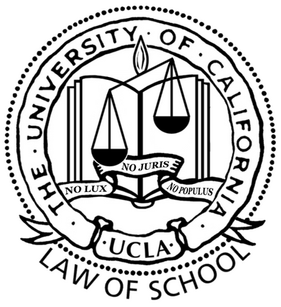 UCLA Law of School logo (revised)
