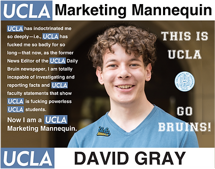 UCLA David Gray | Daily Bruin, former News Editor