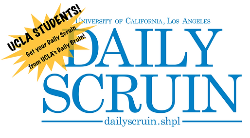 UCLA Daily Bruin (logo revised)