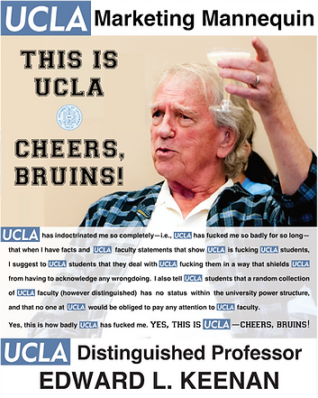 Edward Keenan UCLA Department of Linguistics