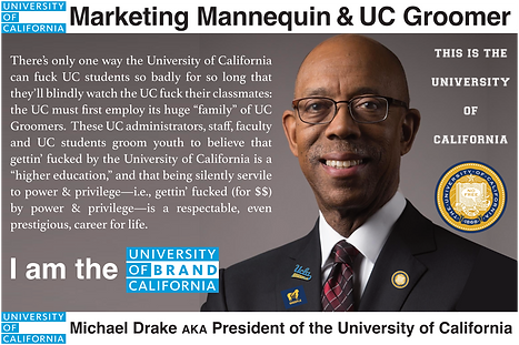 Michael Drake | President, University of California