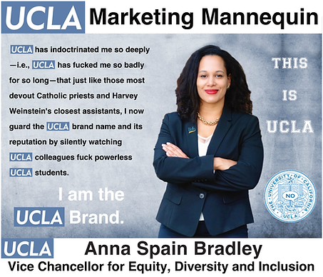 Anna Spain Bradley, UCLA Vice Chancellor for Equity, Diversity & Inclusion