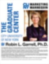 Robin L. Garrell, CUNY The Graduate Center