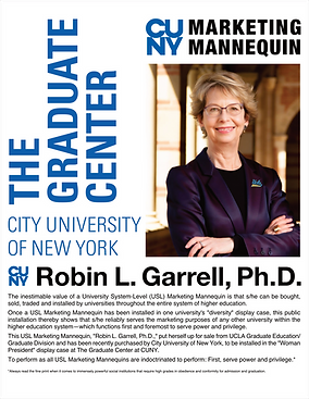 Robin L. Garrell, CUNY The Graduate Center