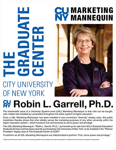 Robin L. Garrell, Ph.D., CUNY