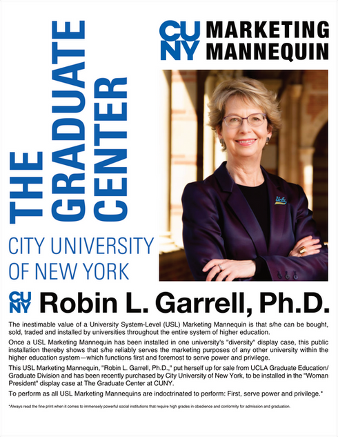 Robin L. Garrell, Ph.D. | CUNY, The Graduate Center