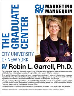 Robin L. Garrell, Ph.D. | CUNY, The Graduate Center
