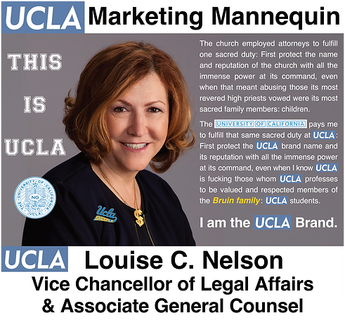 UCLA Vice Chancellor of Legal Affairs & Associate General Counsel