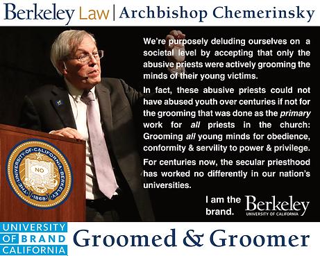 Erwin Chemerinsky, UC Berkeley Law Dean