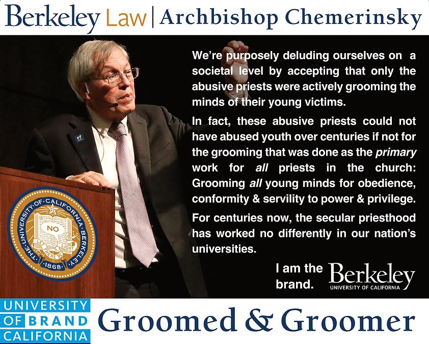 UC Berkeley; Law School Dean, Erwin Chemerinsky