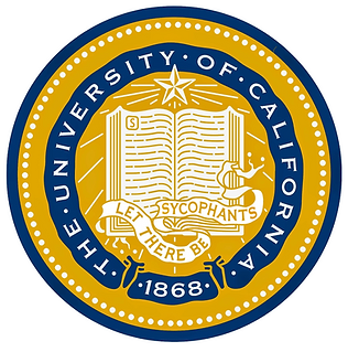 UC seal & motto: Let There Be Sycophants