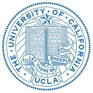 UCLA seal & motto: Let There Be Sheeple