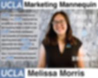 Melissa Morris, UCLA Daily Bruin, Editor in Chief