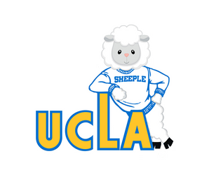 UCLA Mascot: Joe & Josephine Bruin are now Joe & Josephine Sheeple