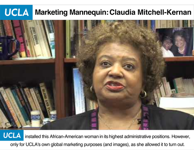 Claudia Mitchell-Kernan, Ph.D. | UCLA