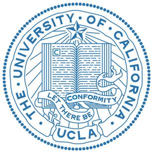 UCLA seal & motto: