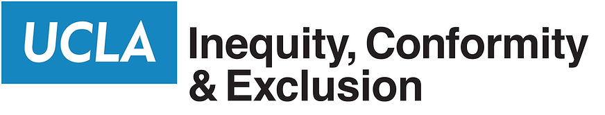 UCLA Equity, Diversity & Inclusion (logo)