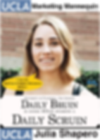 Julia Shapero, UCLA Daily Bruin, former National & Higher Education Editor