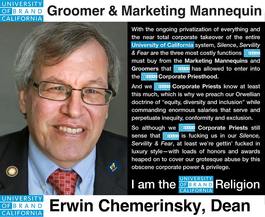 Erwin Chemerinsky, UC Berkeley