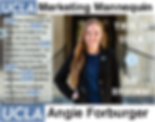 Angie Forburger, UCLA Daily Bruin, Editor in Chief